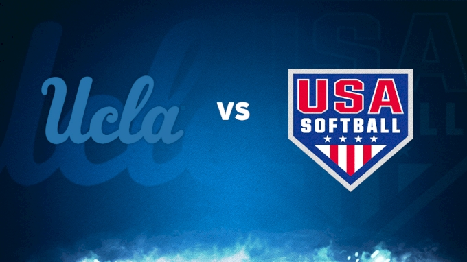 UCLA vs. Team USA