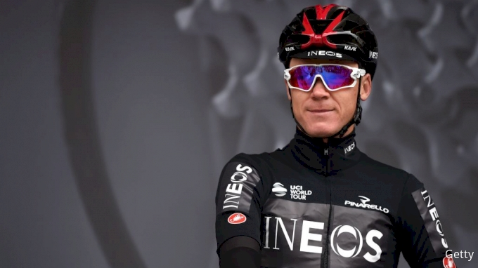 Is Chris Froome Really Leaving Ineos?