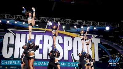 CJA Took On CHEERSPORT For The First Time In 9 Years