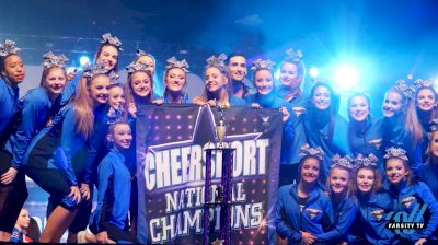 Stingray Obsidian Use CHEERSPORT Win As Motivation For The Season