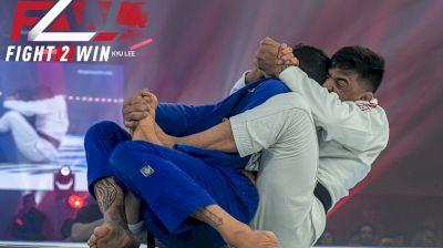 Michael Liera Jr. vs Piter Frank Almeida Fight To Win 136