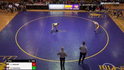157 lbs Keaton Geerts vs Jarrett Jacques