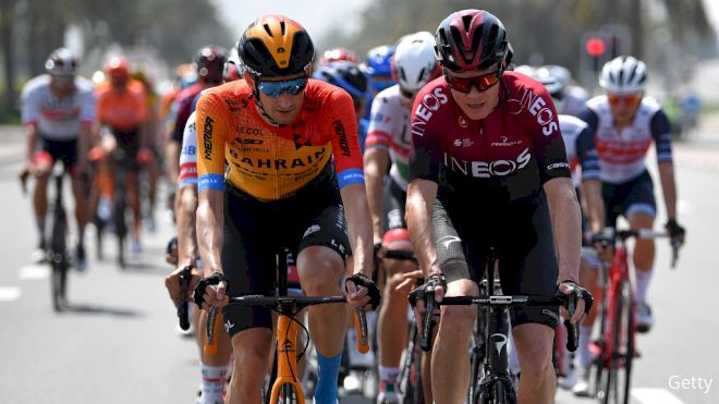 Froome Returns, Ackermann Takes UAE First Stage