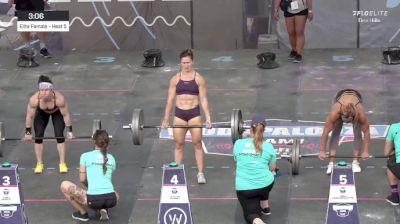 Tina Hills   2.23.2020   Elite Women   Down-Up   Heat 5