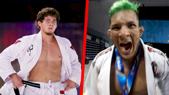 Can Roberto Jimenez Handle The 'Hulk' Lucas Barbosa at Fight to Win 137?