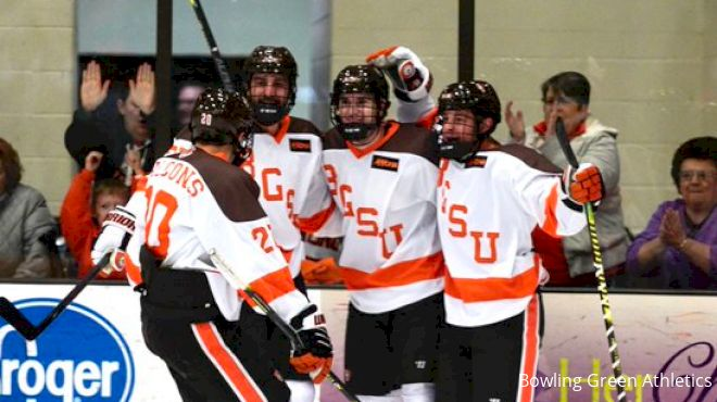 WCHA RinkRap: Bowling Green's Miracle & The Race For The MacNaughton Cup