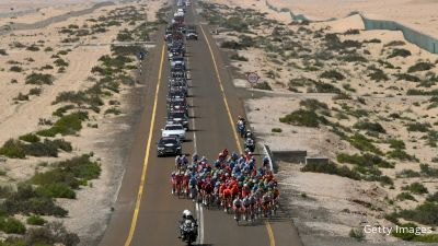 Replay: UAE Tour - Stage 3