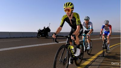 Final Climb: Yates Demolishes Jebel Hafeet In UAE Tour Stage 3