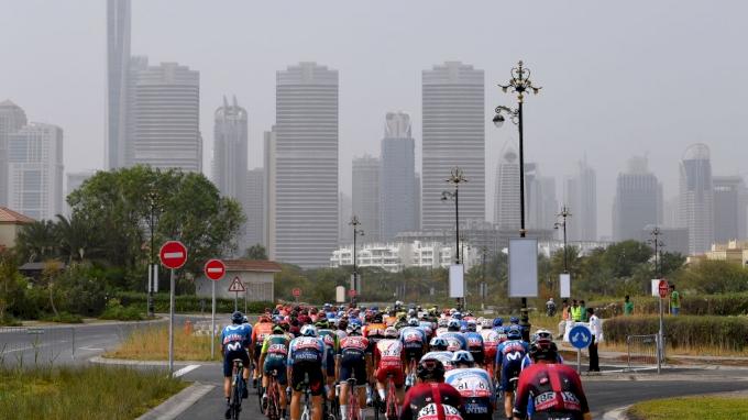 Replay: UAE Tour - Stage 4