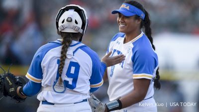 How UCLA Softball Finds The Silver Linings On And Off The Field