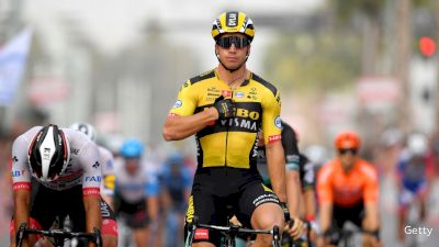 Final 1K: Groenewegan Gets His Win In UAE Stage 4