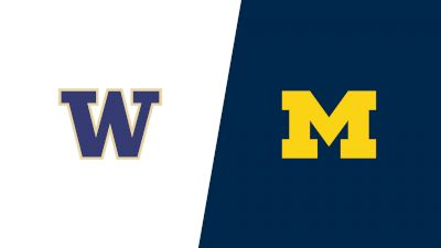 Michigan vs. Washington - 2020 Judi Garman Classic