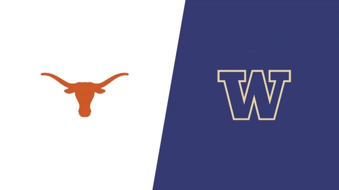Washington vs. Texas