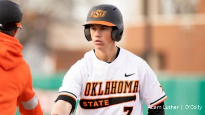 Max Hewitt Discusses 'Crazy' Journey To Oklahoma State