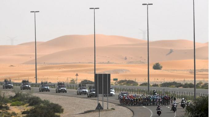 Replay: UAE Tour - Stage 5