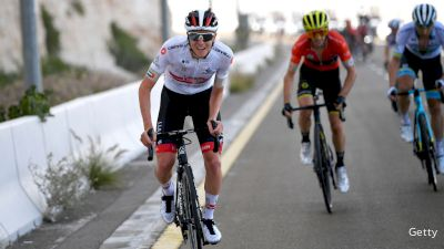 Final Climb: Sprint Finish Atop Jebel Hafeet In UAE Stage 5