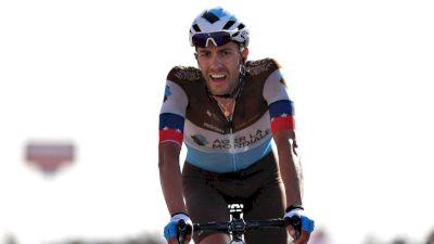 Larry Warbasse Started Dreaming In UAE Stage 5 Breakaway