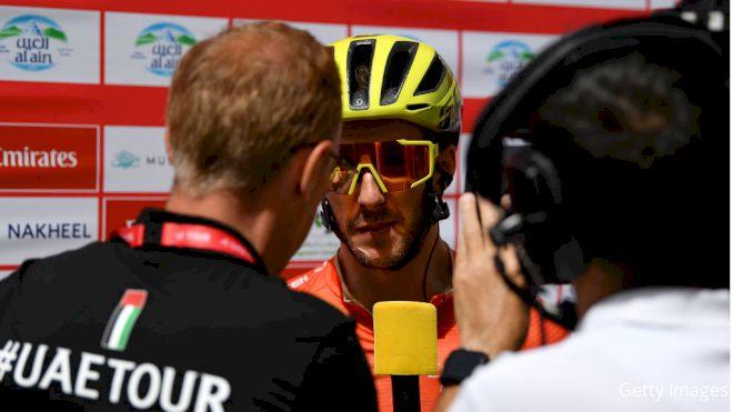 Adam Yates Declared Winner Of Abridged UAE Tour