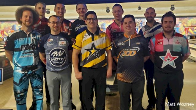 Svensson, Troup Earn Top Seed At PBA Doubles