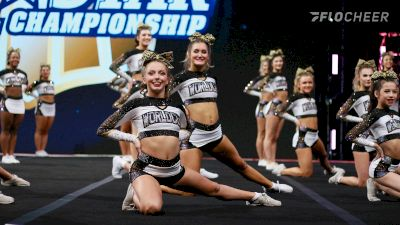 The World Champs Crush Their Day 1 Routine At NCA