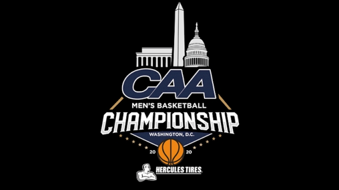 picture of 2020 Hercules Tires CAA Men's Basketball Championship