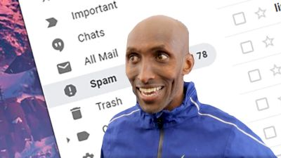 Abdi's Spam Folder, Seidel's Shoes & Mike Smith's Coaching | The FloTrack Podcast (Ep. 12)