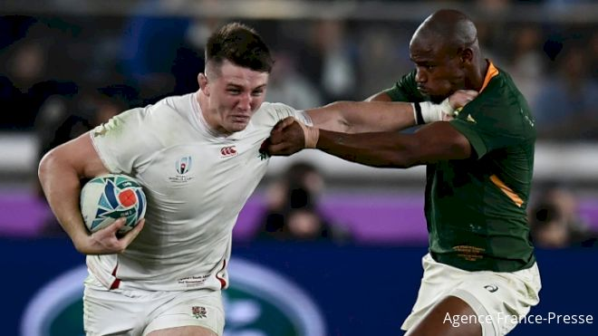 Concussions Down 28% At 2019 Rugby World Cup