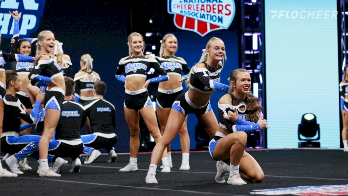 The Steel Rays Win First NCA Title!