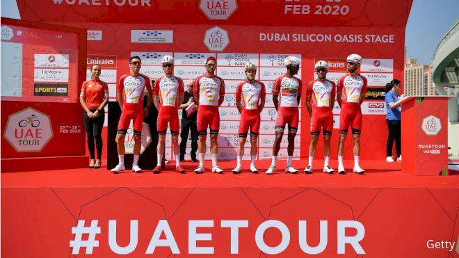 UAE Quarantine Ends For Cofidis, Groupoma-FDJ