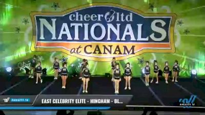 East Celebrity Elite - Hingham - Bling [2021 L1 Mini - Small Day 2] 2021 Cheer Ltd Nationals at CANAM