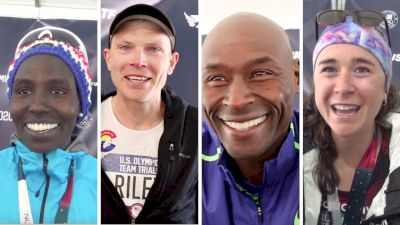Best Of The Mixed Zone: U.S. Olympic Marathon Trials Edition