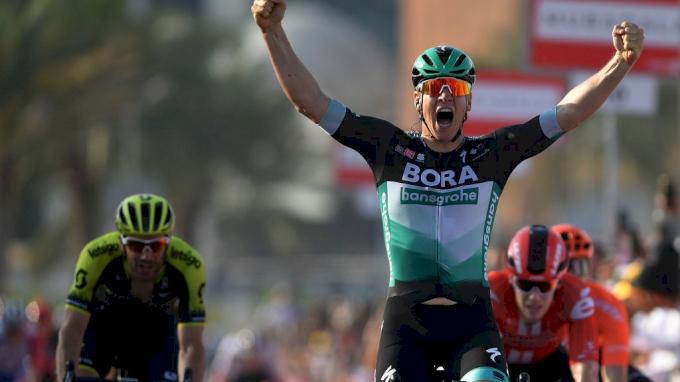 picture of Pascal Ackermann Vuelta a Espana 2020