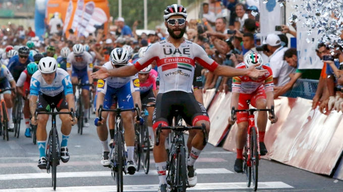 picture of Fernando Gaviria Giro d'Italia 2020