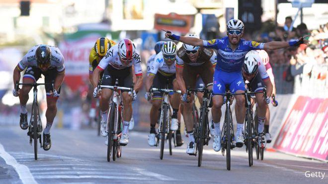 RCS Cancels Milano-Sanremo, Tirreno-Adriatico and Giro di Sicilia
