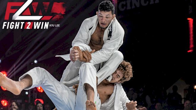 Lucas Hulk Barbosa Hands Jimenez First Submission Loss at Fight to Win 137