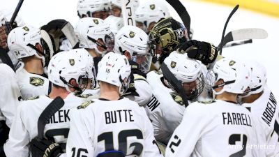 Army's Brian Riley Looks Ahead To 'Challenging' Series Against Niagara