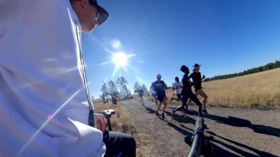 Workout Wednesday: NAU Men Tackle 8 Miles (5:01 Pace) At 7,000ft