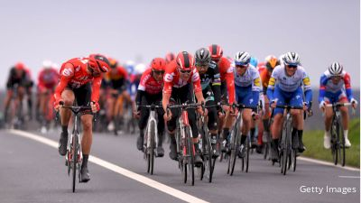 Crosswinds Can Turn The Tour de France On Its Head At Any Moment, In Brittany The Threat Is Real