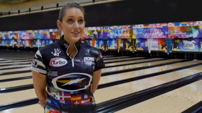 McEwan: 'Bowling With The Guys Is Hard'