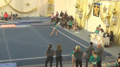 Jessica Reith - Floor, Parkettes Gym - 2018 Parkettes Invitational
