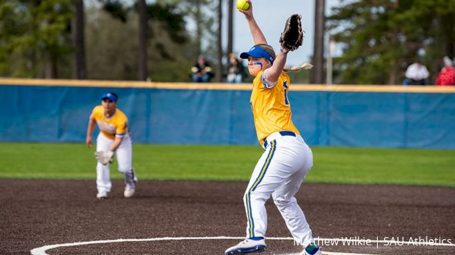 NCAA Division II Softball Rankings