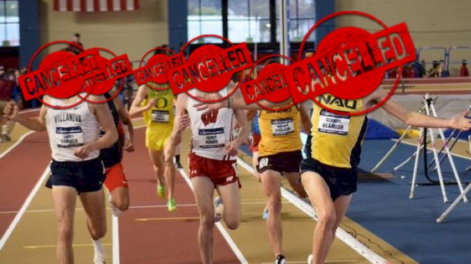 Emergency Pod. Coronavirus Cancels NCAAs