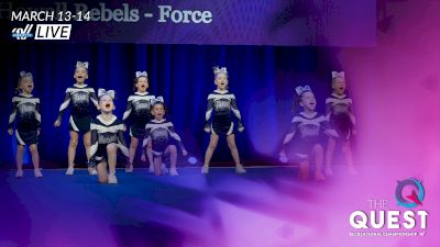 Post-Routine Thoughts: Howell Rebels Force