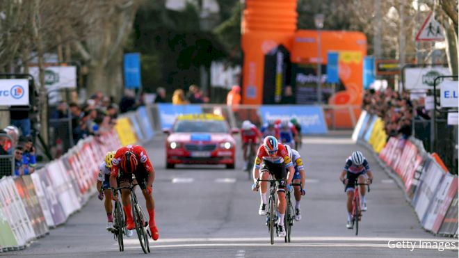 Fireworks Expected In Paris-Nice Finale