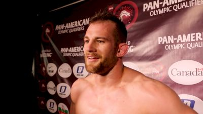 David Taylor Felt The Difference In His Opponents With Olympic Spots On The Line