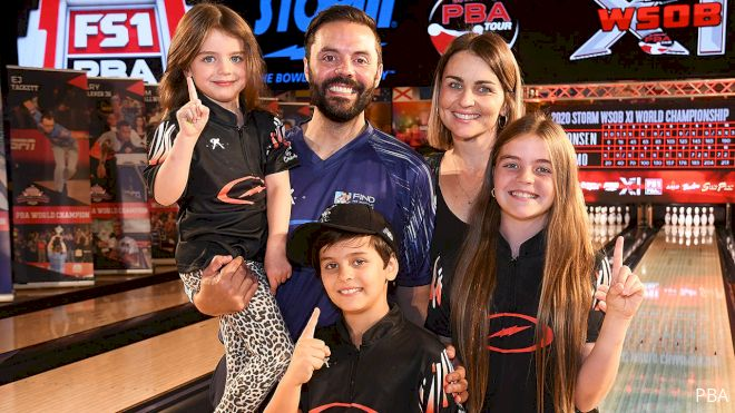 Family Watches As Belmo Wins 13th Career Major