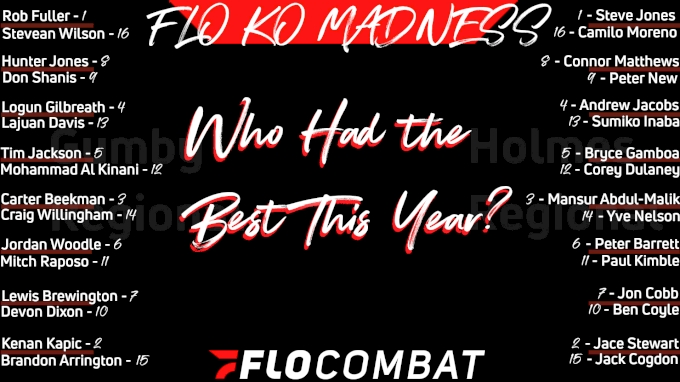 picture of FloCombat's Best KO's