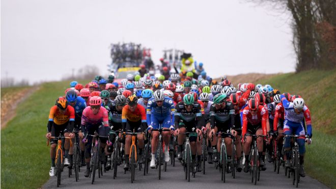 Defiant Cyclists Reject Universal Wage Cut Amid Coronavirus Chaos
