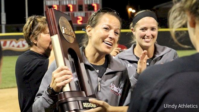 Melissa Frost, Indianapolis Softball Coach: An Inspiration To All Women
