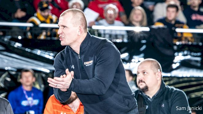 Cary Kolat Hired As New Head Coach At Navy